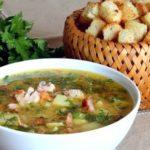 Гороховый суп в аэрогриле — рецепт как приготовить
