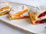 Слоеные пирожки в аэрогриле рецепт с фото