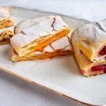 Слоеные пирожки в аэрогриле — рецепт