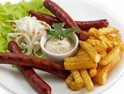 Картофель фри в аэрогриле рецепт фото