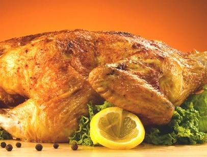 Курица в аэрогриле целиком рецепт с фото