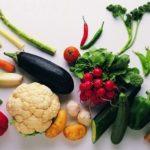 Овощи на пару в аэрогриле