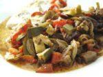 Овощное рагу в аэрогриле рецепты фото