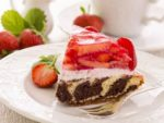 Торт-зебра-в-аэрогриле рецепты с фото