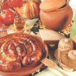 Колбаски в аэрогриле: рецепты