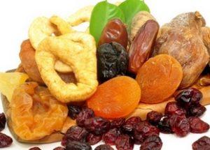 Сушим фрукты