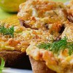 Бутерброды с рыбой в аэрогриле – рецепт