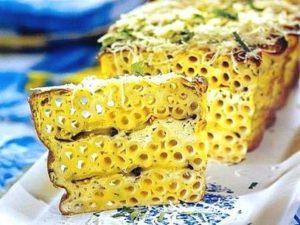 Запеканка из макарон в аэрогриле рецепты с фото