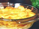 Картофельная запеканка в аэрогриле рецепты с фото