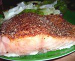 Рыба в фольге в аэрогриле рецепты с фото