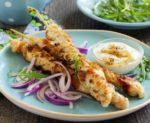Шашлык из курицы в аэрогриле рецепт с фото